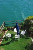 Jardim no mar Imagem de Stock