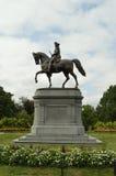 Jardim público de Boston Foto de Stock