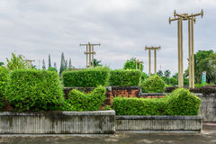 Jardim pequeno Imagem de Stock Royalty Free