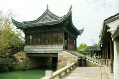 Jardim privado em China Fotografia de Stock Royalty Free