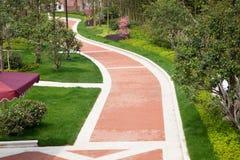 Jardim quieto Fotos de Stock Royalty Free