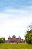 Jardim real imagens de stock royalty free