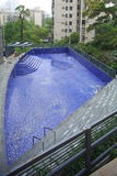 Jardim residencial em China Imagem de Stock Royalty Free
