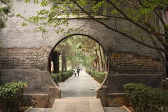 Jardim tradicional de Chineese Imagens de Stock Royalty Free