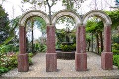 Jardim tropical Madeira Imagem de Stock Royalty Free