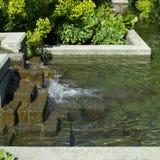 Jardim urbano Imagens de Stock Royalty Free