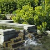 Jardim urbano Imagens de Stock