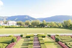 Jardim verde encantador Foto de Stock Royalty Free
