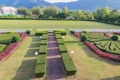 Jardim verde encantador Imagens de Stock