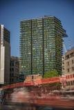 Jardim vertical, um Central Park - Sydney Fotografia de Stock