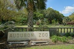 Jardim zoológico do parque de Nova Orleães Audubon fotografia de stock royalty free