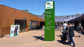 Jardim zoológico Sydney New South Wales Australia de Taronga Imagens de Stock Royalty Free