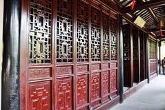 Jardin à Suzhou Photos libres de droits