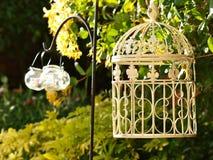 Jardin élégant minable Images libres de droits