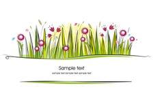 Jardin illustration stock