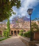 Jardin andalou zdjęcie stock