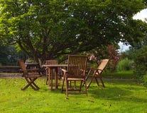Jardin anglais photo libre de droits
