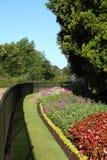 Jardin anglais de pays Images libres de droits