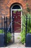 Jardin anglais de pays Photographie stock libre de droits