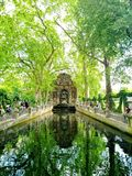 Jardin du Luxembourg royalty free stock image