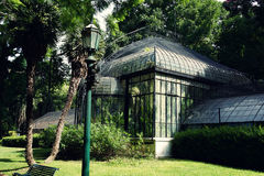 Jardin botanico卡洛斯Thays 免版税图库摄影