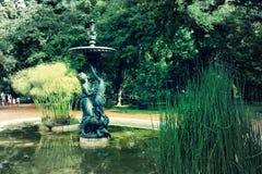 Jardin botanico Carlos Thays obrazy stock