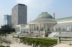 Jardin Botanique Royalty Free Stock Images