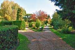 Jardin botanique Image libre de droits