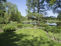 Jardin botanique Photographie stock libre de droits