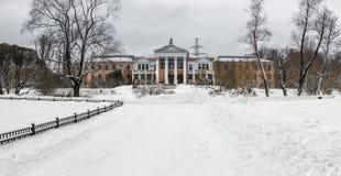 Jardin botanique d'hiver Photos libres de droits