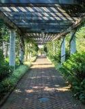 Jardin botanique 4 de Daniel J Stowe image libre de droits