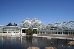 Jardin botanique de New York Images libres de droits