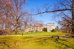 Jardin botanique de NY Images libres de droits