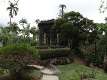 Jardin botanique de Rio de Janeiro photo libre de droits