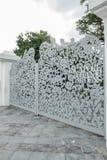 Jardin botanique de Singapour, Singapour - 12 novembre 2017 : La porte d'entrée au jardin botanique de Singapour Photos stock