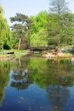 Jardin botanique de Wroclaw, Pologne images libres de droits