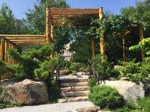 Jardin botanique des Etats-Unis Images libres de droits