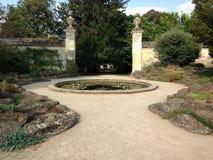 Jardin botanique Oxford Photographie stock libre de droits