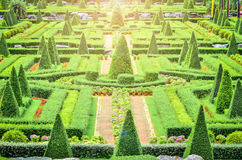Jardin botanique tropical de Nong Nooch Image stock