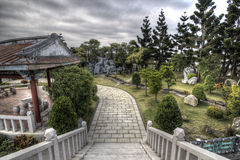 Jardin chinois Images stock