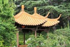 Jardin chinois de l'amitié Photographie stock libre de droits