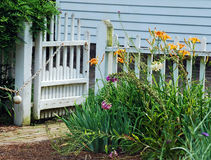 Jardin colonial Images stock