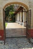 jardin cuernavaca borda Стоковые Фотографии RF
