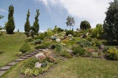 Jardin d'agrément Photographie stock libre de droits