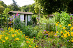Jardin d'agrément d'attribution Image libre de droits