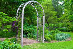 jardin d'arbre Image stock