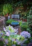 Jardin d'automne Images libres de droits