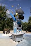 Jardin d'aventure d'enfants à Dallas photo libre de droits