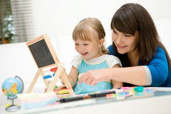 Jardin d'enfants Photographie stock