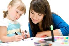 Jardin d'enfants Images libres de droits